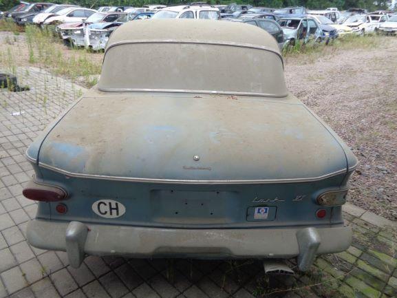 Studebaker Lark VI r.v.: 1960 2,8L  125 kW - Automobily