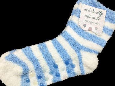 NOVÉ! Hřejivé ponožky, vel.34-36