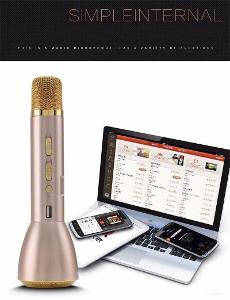 K088 Magic Karaoke Mikrofon++Bluetooth