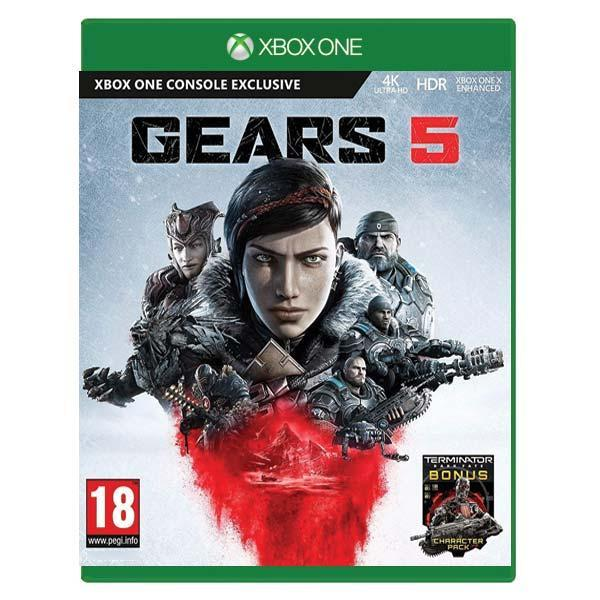 XBOX ONE Gears 5 - Hry