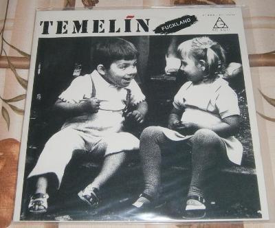 LP - Temelín - Fuckland / Perfektní stav!