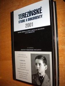 Terezínské studie a dokumenty 2001