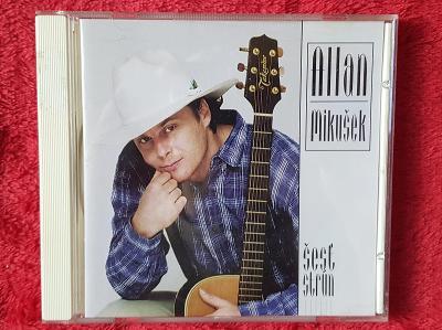 CD Allan Mikušek – Šesť Strún