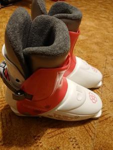 Dívčí lyžařské boty / lyžáky TECNO Pro vel. 38