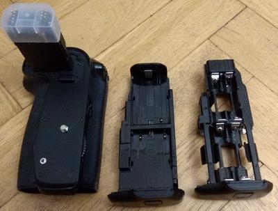 MEIKE bateriový grip MK-70D pro Canon EOS 70D/80D