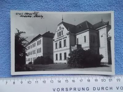 Vsetín Valašsko Valašské Meziříčí Krásno nad Bečvou školy