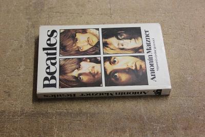 STARÉ KNIHY BEATLES- ROK 1987