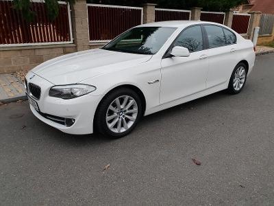 BMW 525D , Koupeno nové v ČR, 1.majitel, nehavarováno, servis jen BMW
