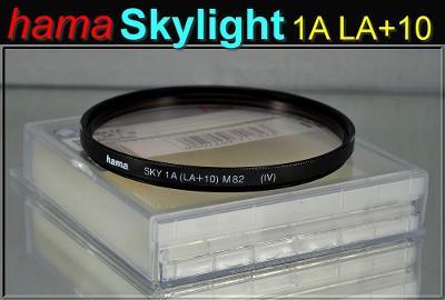 💥 hama *SkyLight 1A/ LA +10  (IV) 82mm - Skylight filtr ***TOP***