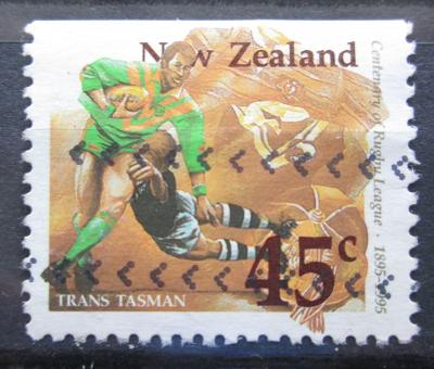 Nový Zéland 1995 Rugby Mi# 1430 0314