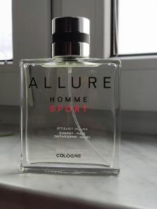 Chanel Allure Homme Sport cologne edt 100ml