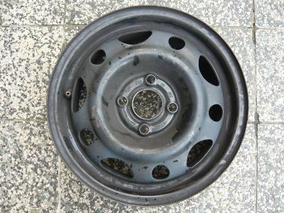 Plechový disk 5,5J x 14  4/100 ET 49 Opel Corsa