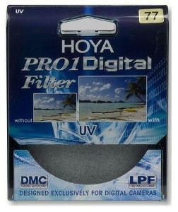 NOVÝ Filtr Hoya UV Pro Digital 77mm