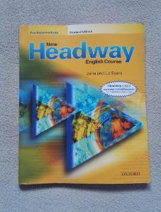 Angličtina: New Headway - Students Book.