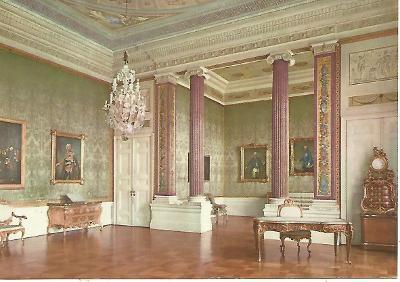 Potsdam, zámek, pracovna (Německo) 3-79**
