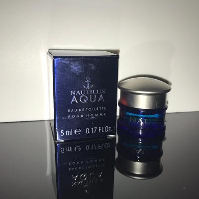 Nautilus - Aqua Nautilus Pour Homme - Eau de Toilette - 5 ml