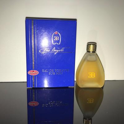 Diana de Silva - Ettore Bugatti For Men - 7 ml