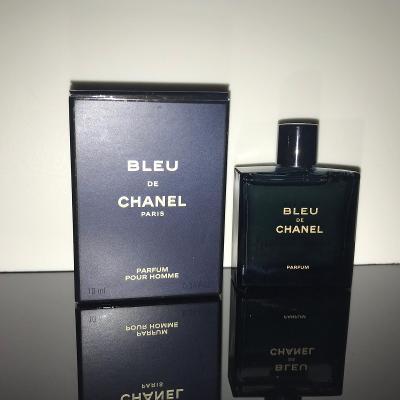 Chanel - Bleu de Chanel - čistý parfém - 10 ml  Rok: 2018