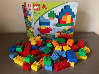 Lego Duplo 5509 - Set kostek 45ks