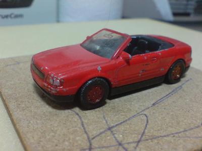 Siku-Audi Cabriolet