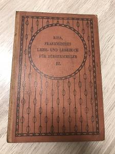 Lehr- und Lesebuch - Riha Ernst