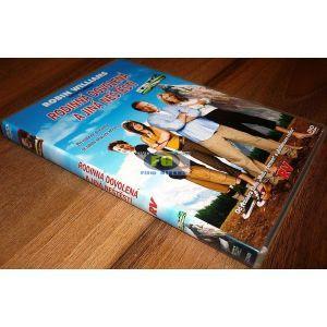 Rodinná dovolená a jiná neštěstí (DVD) (Bazar)