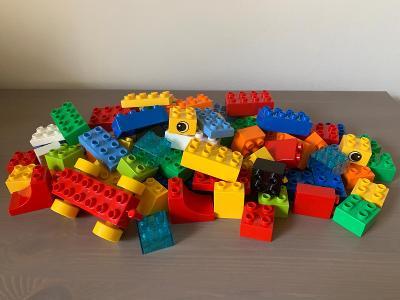Lego Duplo 6130 set kostek 99ks