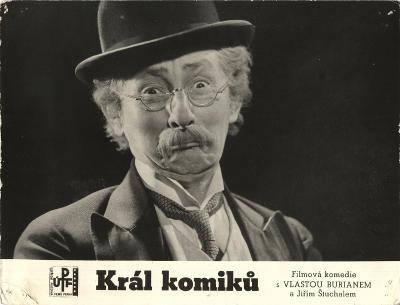 KRAL KOMIKU FILMOVE FOTOSKY