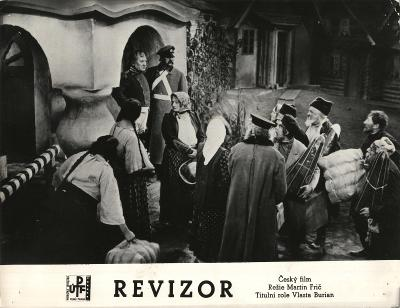 REVIZOR FILMOVE FOTOSKY