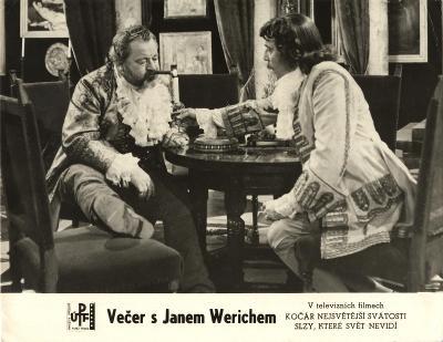 VECER S JANEM VERICHEM FILMOVE FOTOSKY