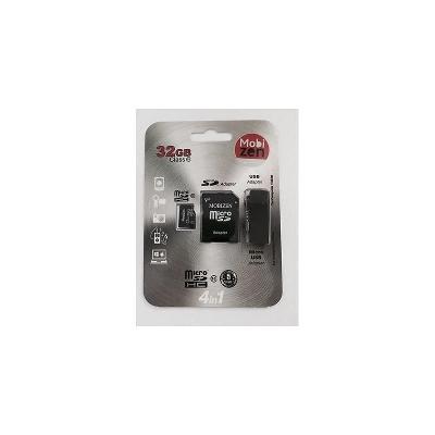 Paměťová karta Mobizen 32GB 4v1 - černá