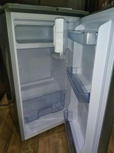 Nová malá chladnička + mraznička 79+7 L  lednička lednice mrazící box