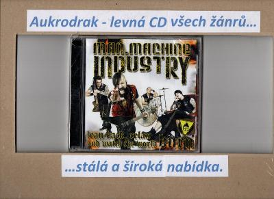 CD/Man.Machine.Industry-Lean Back, Relax And Watch The World Burn