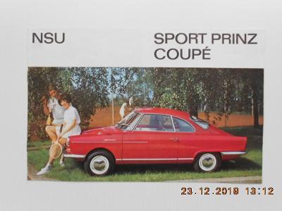NSU Prinz Sport Coupé