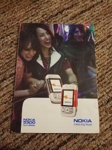 Návod pro mobilní telefon Nokia 5300