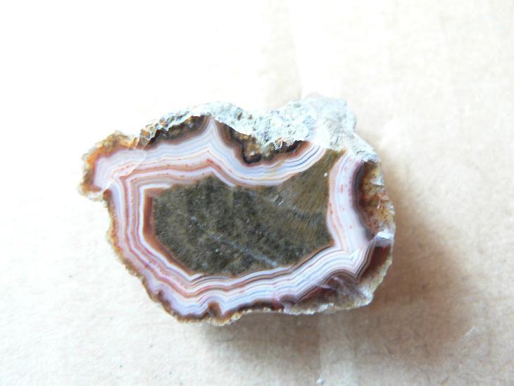 český achát(3ach686) - Minerály a zkameněliny