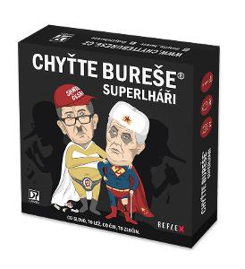 Chyťte Bureše – Superlháři