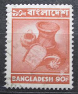 Bangladéš 1976 Pletené výrobky Mi# 66 0345