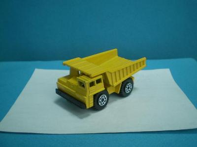 MATCHBOX  -  58 FAUN DUMP TRUCK - ENGLAND