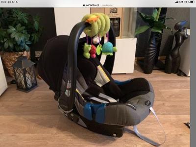Autosedačka Romer Britax Baby Safe 0-13 kg
