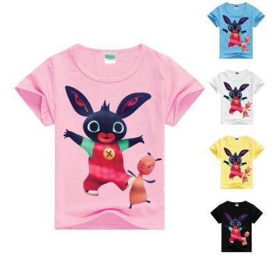 Králíček Bing Bunny - dětské tričko, různé velikosti