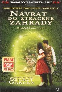 Fantasy - Návrat do ztracené zahrady DVD