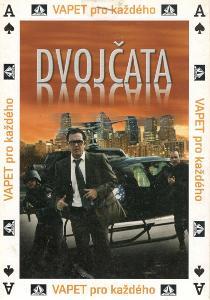 Thriller, Krimi - Dvojčata DVD