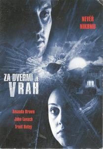 Krimi, Thriller - Za dveřmi je vrah DVD
