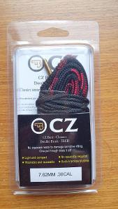 CZ Bore Cleaner - čistící šnůra pro hlaveň/zbraň 7.62MM .30cal