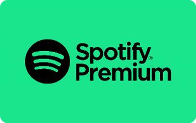 Spotify premium na rok  50č/měsíc  !!!