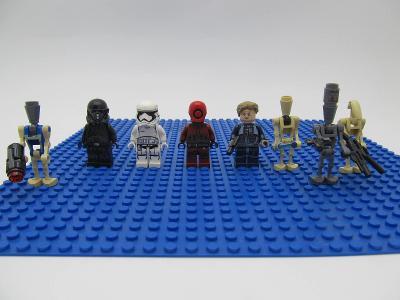 Lego figurky STAR WARS figurka 8 ks