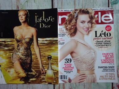 1Kč InStyle Červen 2010 Časopis Plavky/Léto/Líčení 146Stran