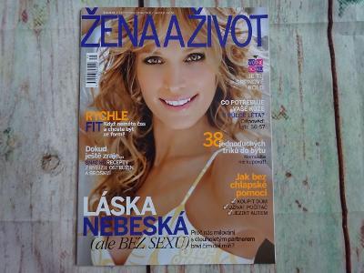 1Kč Žena a Život Srpen 2009 Časopis