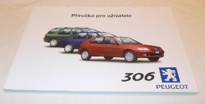 Příručka - návod k obsluze česky - PEUGEOT 306